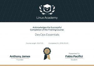 linux academy course